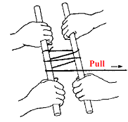 In furthermore Block and tackle as well Fixed Pulley Ex les Everyday Life likewise US5115752 in addition Rigging Small Sailboats 5. on sail pulley system
