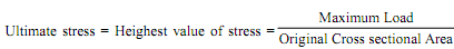 117_Yield stress and ultimate stress Yield stress.png