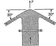 1215_Determine the force acting through the bolts of the flange.png