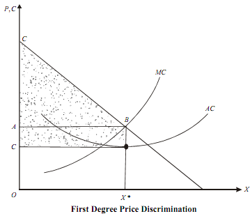 third degree price discrimination essay Third-degree price discrimination is also known as: a  short essay please choose one of the following two topics to write a  econ-115 midterm 01 key version 2k14.