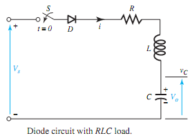 1377_Analyze Diode circuit with RLC load.png