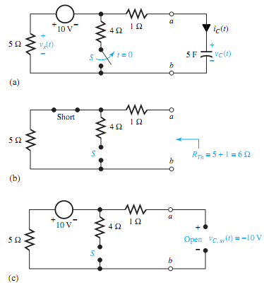 1539_Obtain the complete solution for the voltage.png