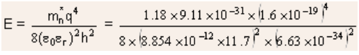 1583_Calculate the approximate donor binding energy.png