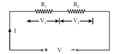 2176_Voltage and Current Division Rules for Combination of Two Resistances.png