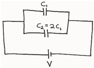 2209_Parallel combination of two capacitors.png