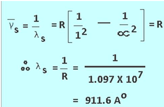2247_Calculate the shortest wavelength limit of Lyman series1.png
