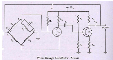 Draw and explain the circuit of wein bridge oscillator, Electrical Wien Bridge Oscillator Schematic Diagrams on signal generator schematic, led circuit schematic, electronic mixer schematic, current source schematic, ammeter schematic, voltmeter schematic, spectrum analyzer schematic, breadboard schematic, tone control circuit schematic, transistor tester schematic, esr meter schematic, marx generator schematic, lead-lag schematic, gyrator schematic, multimeter schematic, voltage divider schematic, function generator schematic, frequency counter schematic,