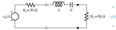 401_Determine L and C of the band pass filter circuit.png
