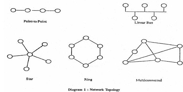 basic network topologies  basic network topologies the